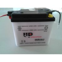 Motorcycle Battery 6N4B-2A-3 Lead Acid 6V 4Ah