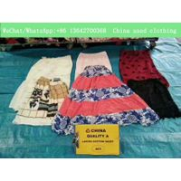 used clothes summer skirt wholesale from China