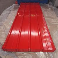 Cold Rolled Ral Color Coated T Profiled Roof Plate thumbnail image
