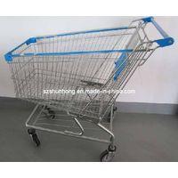 American Style Shopping Trolley (SHL125A) thumbnail image