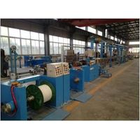 Fuchuan FC-40 Electrical wire, power wire extruder line with high performance