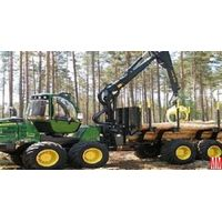 slewing bearings for forest machinery thumbnail image