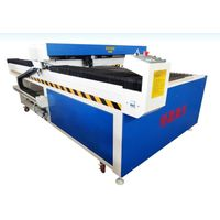 steel laser engraving machinery HX-1325 with servo system
