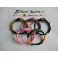 Tie dye silicone sport watch thumbnail image
