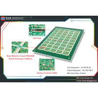 4 Layer Rigid PCB - HOYOGO PCB Manufacturer thumbnail image