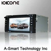 Car dvd 6.2 inch double din digital screen hot selling thumbnail image