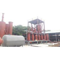 Plastic Pyrolysis Machine