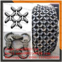 mining tyre chains 17.5r25 for wheel loader
