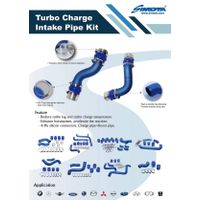 SIMOTA Turbo Charge Pipe Kit - CJ Series