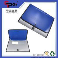 Stationery Supplier A4 PP ECO-Friendly File bag foldable Expanding File Folder thumbnail image