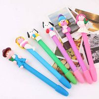 polymer clay novelty gift promotional pen thumbnail image
