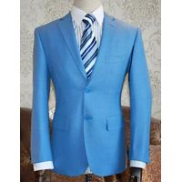 blue jacket men blazer men's suit custom clothing