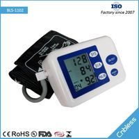 High quality of LCD slice Arm Type Blood Pressure Monitor