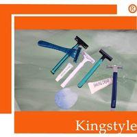 hotel disposable shaving kit