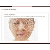 Facial cleanser CO2 sparkling cleanser