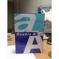 Double A Premium 100% wood pulp a4 80g printing paper 210mm X 297mm
