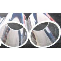 Diameter 320mm transparent quartz tubes