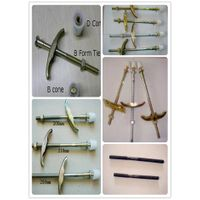 formowrk accessories form tie, b cone p cone d cone