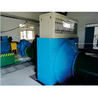 salt free waste water recovery power generation water treatment system thumbnail image