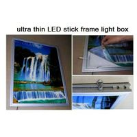 ultra thin LED stick frame light box