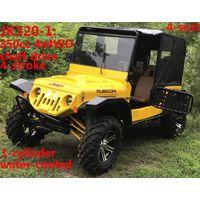 350cc 4x4WD 4-seat Buggy Go kart JK320-1