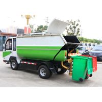 Electric Garbage Bin Collection Truck [FREE DELIVERY CIP] thumbnail image