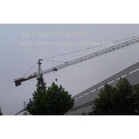 QTZ160 tower crane thumbnail image