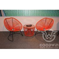 GW3398 New design 2016 garden outdoor furniture rattan set
