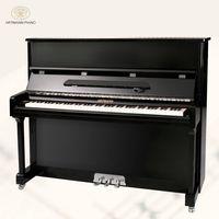 Artmann UP-120A1 ebony gloss mechanical vertical piano upright piano thumbnail image
