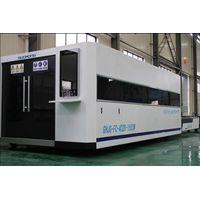 large enclosed optic fiber laser cutting machine