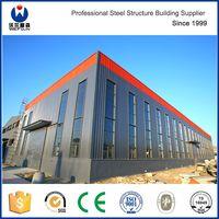 Stable Building Steel Structure Workshop