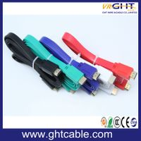 High Quality Flat HDMI Cable 1.4V 2.0V