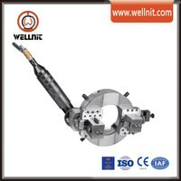 Pipe Cutting And Beveling Machine