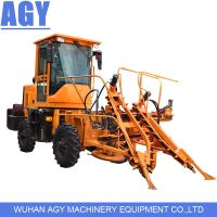 AGY SH-15B whole stalk small sugarcane harvester