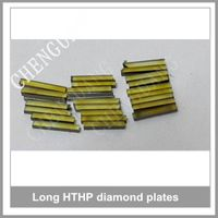 Rectangle shape diamond plates,  long size diamond plate, diamond plates for runing tools