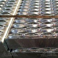 Perforated Steel GratingDiamond-Strut Safety GratingPerforated Steel Grating thumbnail image