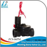 BONA Nylon Solenoid Valve for Irrigation
