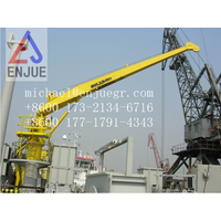 New Telescopic Boom Marine Offshore Crane