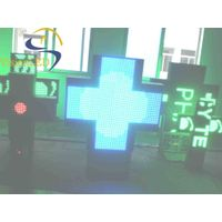 LED Pharmacy  Cross(110CROSS with full colour)