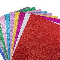 colorful Glitter EVA shining paper for handcraft