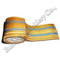 Golden Bullion Wire Braids