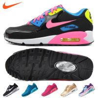 New NIKE WMNS Air Max 90 Basketball Shoes orange white womens hyperfuse running shoes foam eve whol
