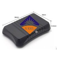 VK-T9 Long-Standby Car Dectector GPS Tracker/GPS Positioner with Low Power Consumption for Car/Renta