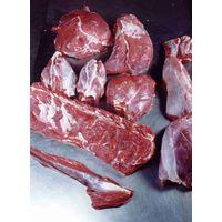 Frozen halal boneless meat
