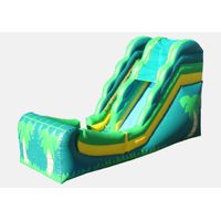 inflatable slide , jumping slide
