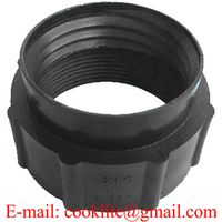 """IBC Tank Adapter/Coupling DIN 51 Female to 2"""" BSP Female Drum Fitting Connector thumbnail image"""