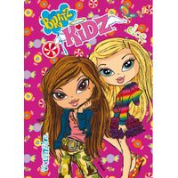 "Notebook A6/96 - lacquer hard cover ""BRATZ"""