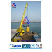 Immediate Availble of 100t10m Knuckle Boom Crane