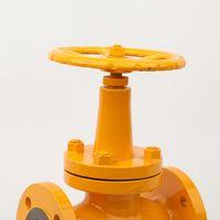 Russian Standard Fuel Gas Globe Valve Handwheel Operated Valves thumbnail image
