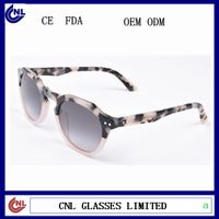 2017 Hot Sale Promotion Custom Fashion China Eyewear Manufacturers Handmade Italian Acetate Glasse